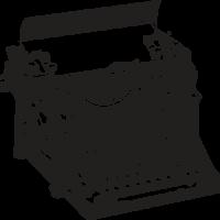 kisspng-typewriter-vintage-clothing-drawing-typewriter-5abfe886159651.9352042515225263420884